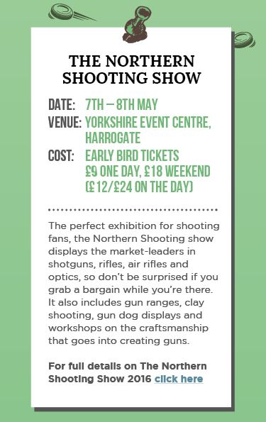 The Northern Shooting Show 2016
