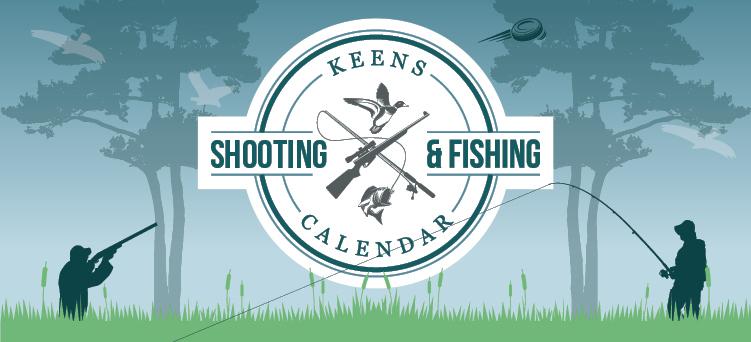 Shooting & Fishing Calendar 2016