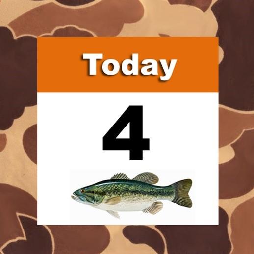 iSolunar fishing app logo