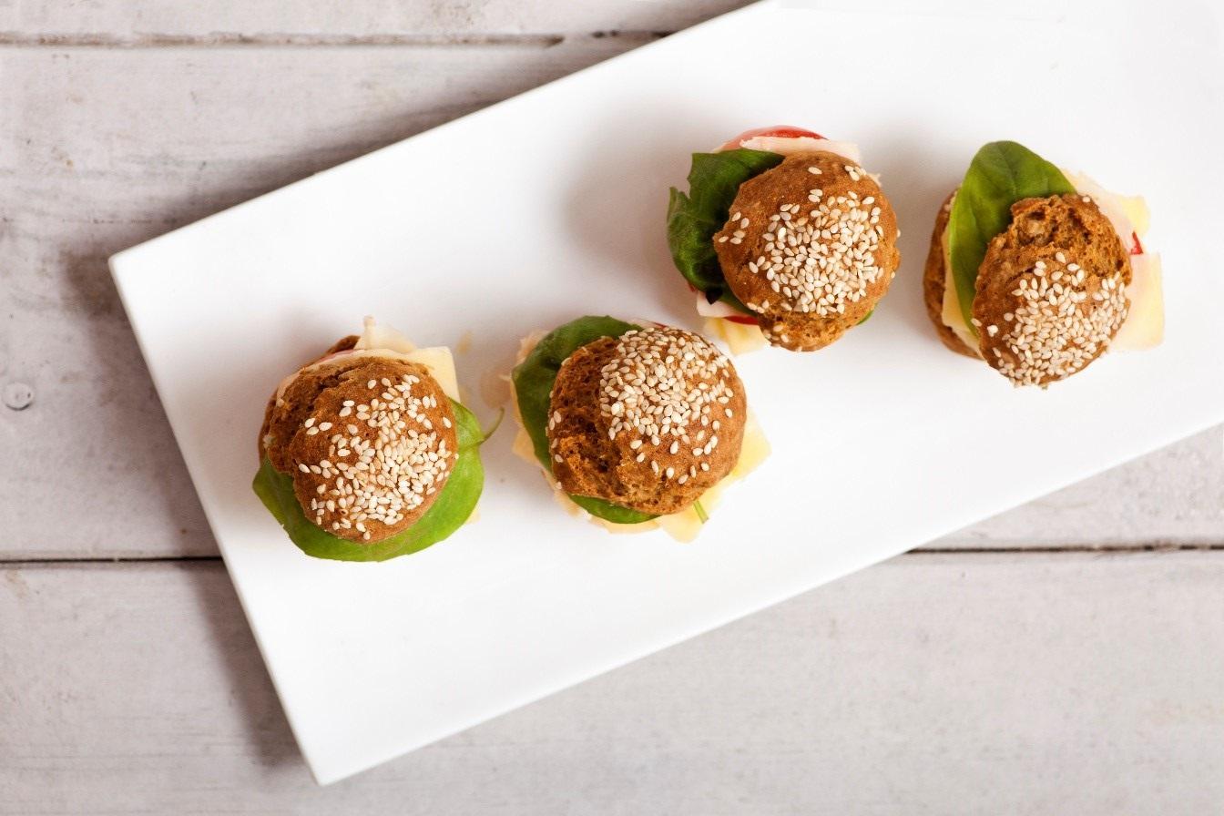 Mini Venison Burgers