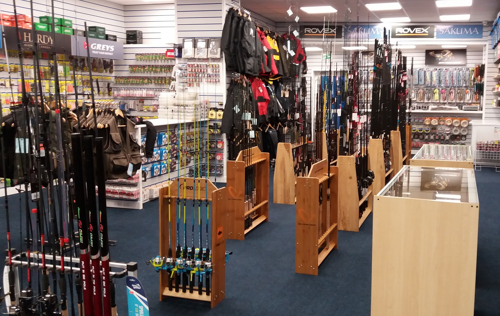 Keen's Tackle & Guns Fishing Shop