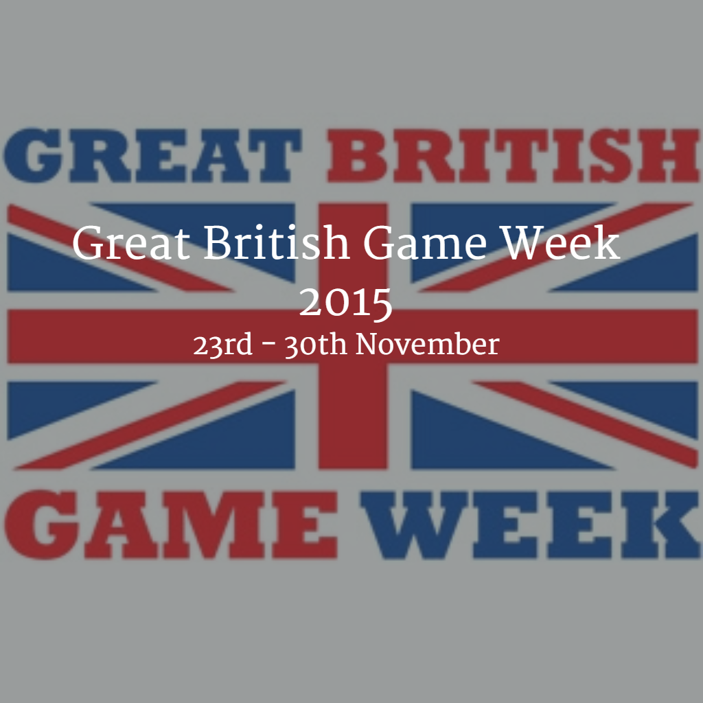 Great British Game Week 2015