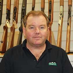 David Keen of Keen's Tackle & Guns
