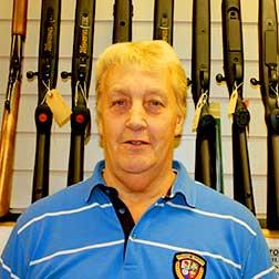 Peter Keen of Keen's Tackle & Guns