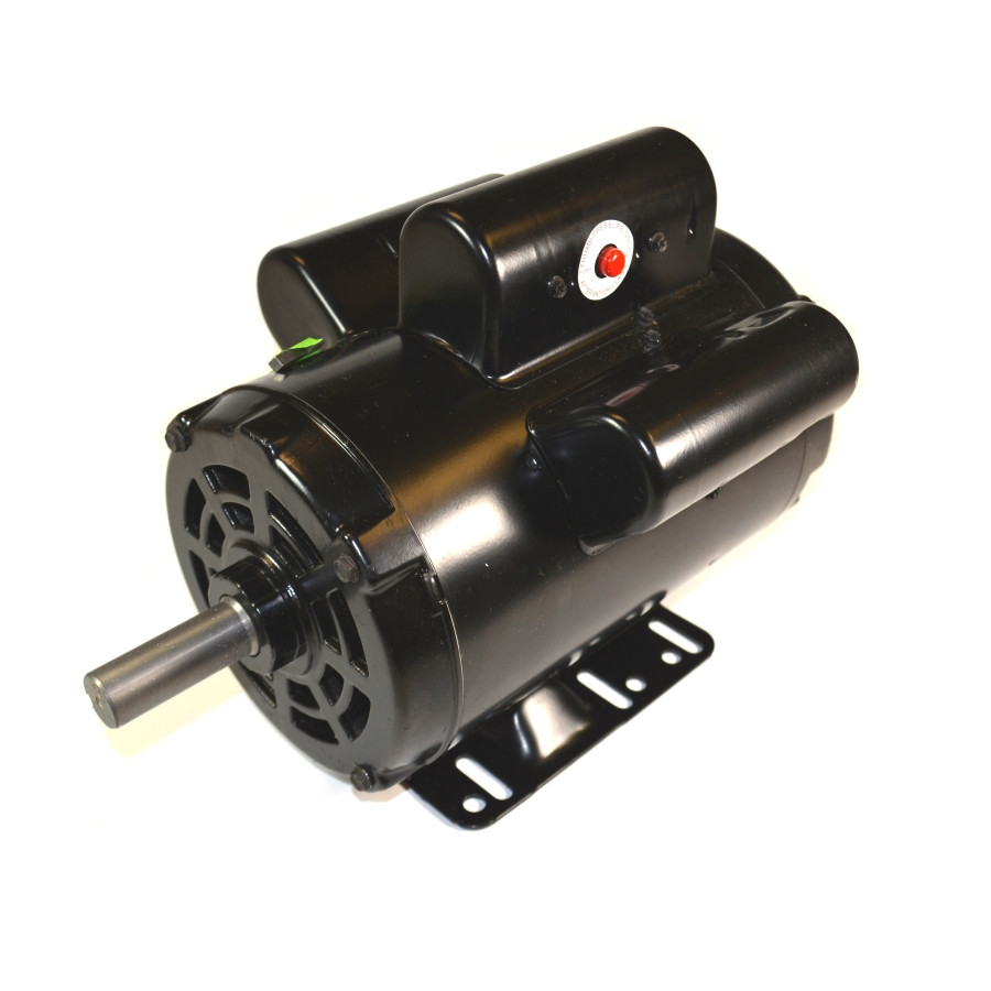 Belaire And Chicago Pneumatic 1312100087 5 Hp Electric Motor
