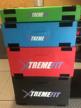 XtremeFit Plyo Soft Foam Box set