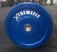Pair of 20kg Bumpers Black or Colour (Bay 9)