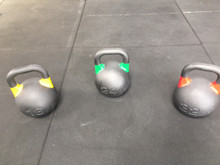 Cast Iron Competition Kettlebell (New)