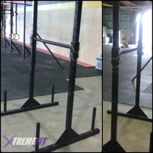 Yoke Squat Rack Combo (NZ Made)