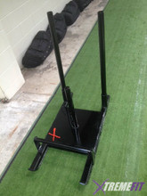 Speed sled for crossfit and strength training