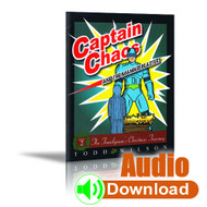 Captain Chaos and the Manger Blaster (audio download)