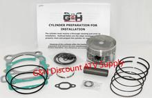 Yamaha YFM 350ER Moto-4 Cylinder Top End Rebuild Kit Machining Service