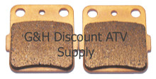 1993-2009 Honda TRX300EX Sintered Rear Brake Pads *FREE U.S. SHIPPING*