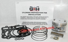 Kawasaki KEF300 Lakota Engine Motor Top End Rebuild Kit & Cylinder Machining Service