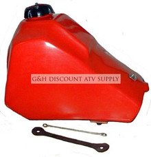 Honda Atc 200X 200 X Gas Fuel Tank (RED or WHITE)