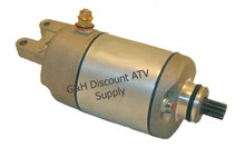 NEW 85-86 Honda TRX 250 Fourtrax Starter Motor Replaces OE 31200HA0682 *FREE U.S. SHIPPING*