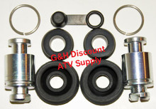 85-87 Honda TRX250 Fourtrax Front Brake Wheel Cylinder Rebuild Kit *FREE U.S. SHIPPING*