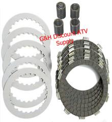 Honda 98-00 TRX 300 Clutch Friction Disks Plates Springs Rebuild Kit *FREE U.S. SHIPPING*