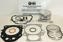 2007-2013 Honda TRX 420 Rancher Cylinder Machine Service & Top End Rebuild Kit