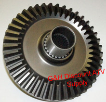 New 1998-2004 Honda TRX 450 S ES Foreman Rear Differential Ring Gear *FREE U.S. SHIPPING*