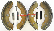 2 Sets Front Brake Shoes & Springs Honda 1985-1987 TRX 250 Fourtrax ATV *FREE U.S. SHIPPING*