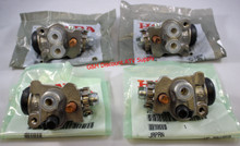 NEW OE Honda 2004-2006 Honda TRX 400 Rancher 2x4 4x4 SET of FOUR Front Brake Wheel Cylinders *FREE U.S. SHIPPING*