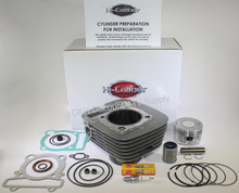 2006-2009 Yamaha YFM 350X Wolverine Engine Motor Cylinder Top End Rebuild Kit