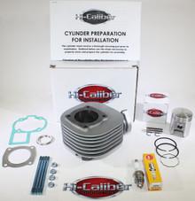 2003-2006 Kawasaki KFX 80 Engine Motor Cylinder Top End Rebuild Kit