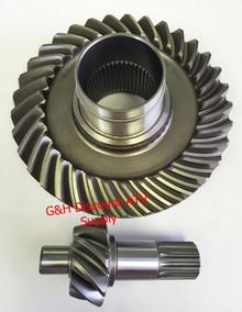 1987-1995 Yamaha YFM 350FW Big Bear Rear Differential Ring & Pinion Gear Set 1YW-46110-00-00 *FREE U.S. SHIPPING*