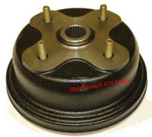 1996-1999 Yamaha YFM 350U 350FW 2x4 4x4 Right Rear Brake Drum Hub 4GB-2531E-00-00 *FREE U.S. SHIPPING*