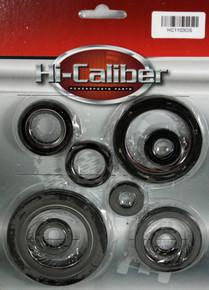 OEM QUALITY 2006-2014 Honda TRX 450R 450ER Complete Engine Motor Oil Seal Kit *FREE U.S. SHIPPING*