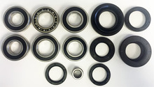 COMPLETE Rear Differential & Axle Tube Bearing & Seal Kit 2005-2007 Honda 500 Foreman 2x4 *FREE U.S. SHIPPING*