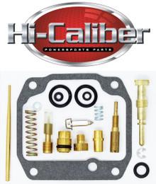 Quality Carburetor Rebuild Repair Kit 2003-2004 Suzuki LT-160 160 Quadrunner Carb