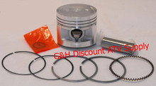 1987-1988 Honda TRX 125 Fourtrax Piston Kit *FREE U.S. SHIPPING*