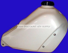 CLARKE Honda Atc 350X Gas Fuel Tank Red or White