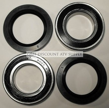 Honda Atc 125M 110 185 200 250R TRX125 Rear Wheel Bearing & Seal Kit