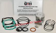 Honda Atc 200X TRX 200SX Cylinder Top End Rebuild Kit Machining Service