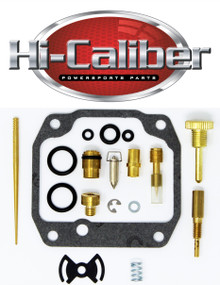 OE Quality Carburetor Carb Rebuild Kit 1988-1989 Suzuki LT-F250 250 Quadrunner
