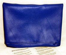 Honda Atc 70 Three Wheeler Seat Cover in Blue or Black *FREE U.S. SHIPPING*