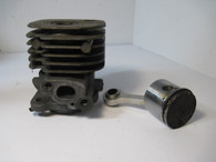 Weed eater Poulan Piston Cylinder 530012353 30mm Featherlite Plus FL21 LT17 Used