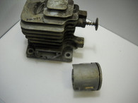 Pioneer Chainsaw  P26 Piston Cylinder Used