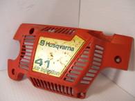 Husqvarna Chainsaw 36 41 136 141 Starter RECOIL Bare w/ broke fins used