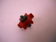 Poulan Chainsaw Bar Adjustment Wheel 525884203 3516AVX 4216AVX New RED