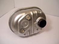 Honda Engine GCV160 GCV160LA Muffler  Used