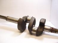 Briggs & Stratton 18.5  OPPOSED TWIN I/C Crankshaft 690636 42A700 series 42B700 42D700 422700 461700 402700 pair