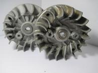 Dolmar Chainsaw Flywheel #027141030 110 111 good  used