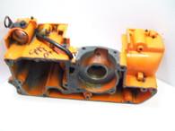 Olympyk Olympic Chainsaw CRANKCASE Flywheel Side  945 Used