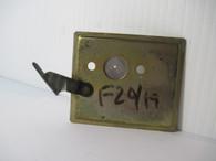 Shindaiwa Trimmer Choke Plate F19 F20  USED