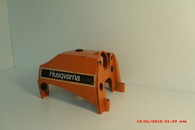 Husqvarna Husky chainsaw  L65 65 77 Top Cylinder Cover  Used