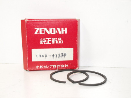 GREEN MACHINE ZENOAH TRIMMER PISTON RING 1340-411220 400248 FBC26 G4C52 G3C NOS